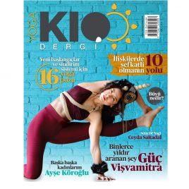 YogaKiooDergi 1. Sayı