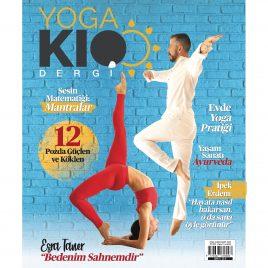 YogaKioo Dergi 4. Sayı (Yeni!)